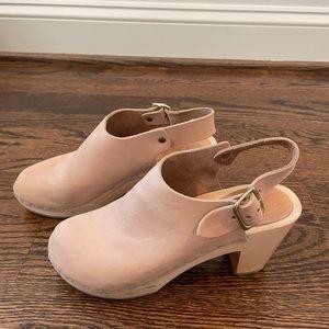 BRYR Susie Clog - High Heel